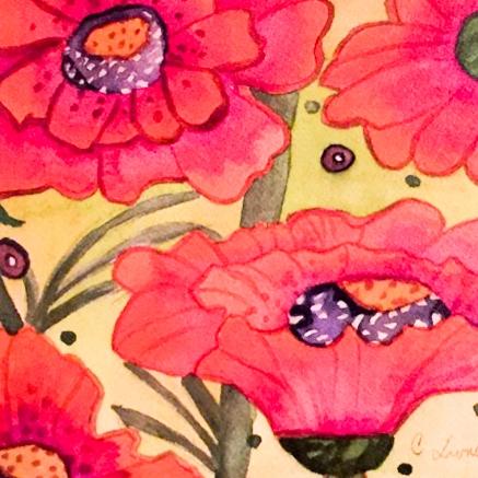 Cheryl Livneh watercolor