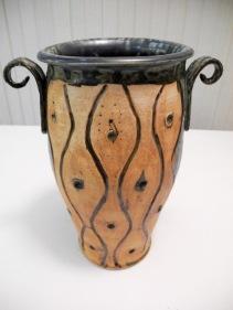Glenn Decherd Ceramic Vase