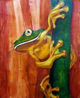 Sharon Segal Painting