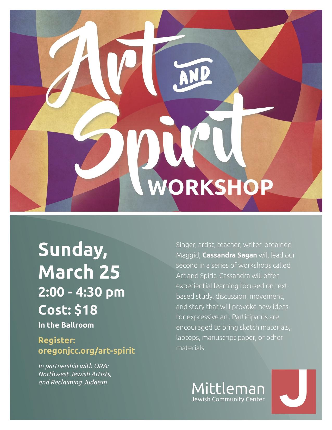 Art and Spirit with Cass Sagan (1)